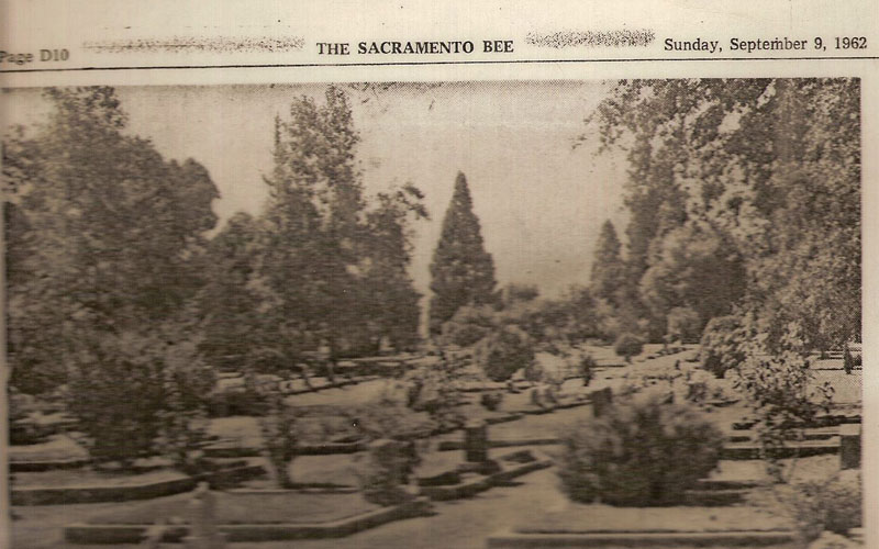 Image of historical image for Sylvan Cemetery District.