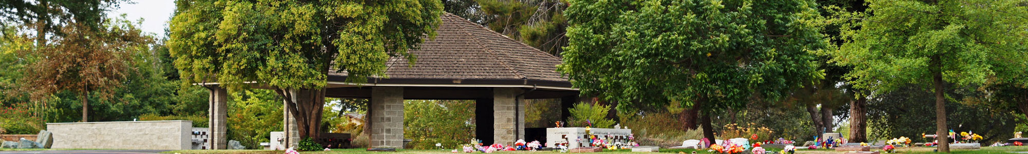 Image of Gazebo taken at Sylvan Cemetery District.